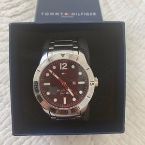 Tommy Hilfiger Men's stainless steel watch 42mm